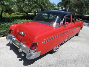 1954 Monterey 4-dr sedan