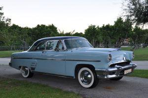 1954 Mercury Custom Sport Coupe