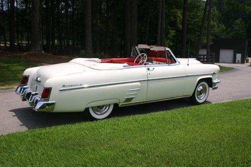 1954 Monterey convertible