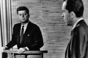 1960 Presidential TV debate