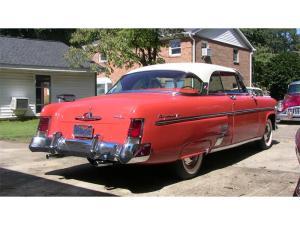 1954 Mercury Monterey Sport Coupe
