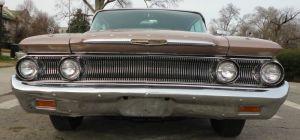 1960 Mercury grille