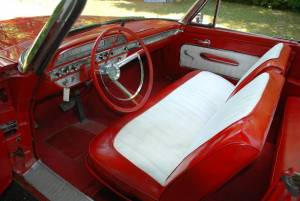 1961 Mercury Monterey dash