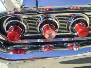 1961 Mercury Monterey tail lights