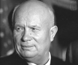 Nikita S. Khrushchev