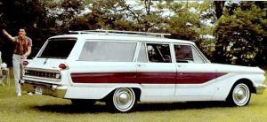 1963 Mercury Meteor Country Cruiser
