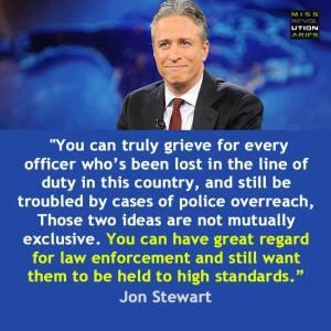 Jon Stewart quote