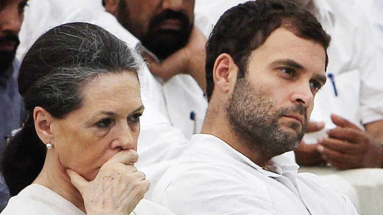 Sonia and Rahul will lead the protest from Jantar Mantar to Parliament House on May 06, 2016.