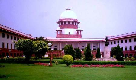 Supreme Court held that the trial court had the right to probe encounters even if the state was under AFSPA.