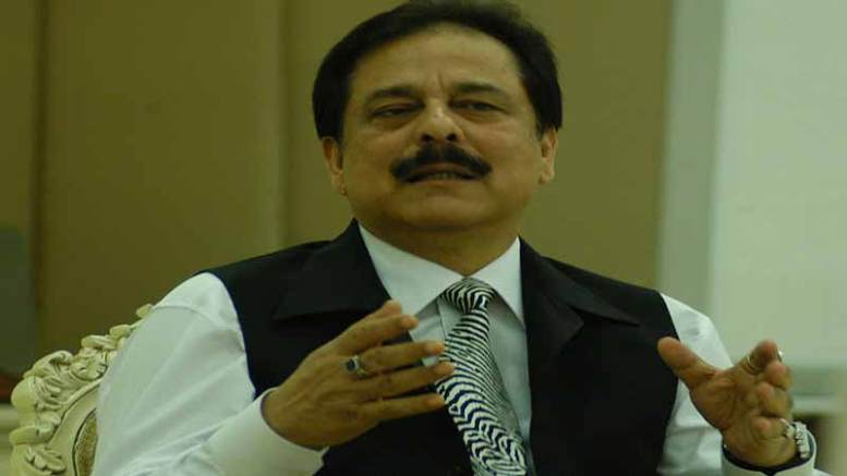 SC asked Subrat Roy Sahara the source of Rs. 25,000 crore usedin refunds to investors.