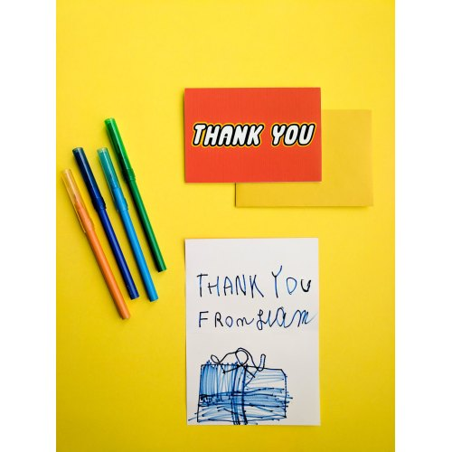 Medium Crop Of Birthday Thank You Cards