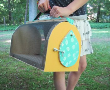How to make a custom critter catcher for your kids this summer.
