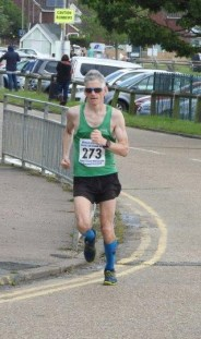 Colin Ridley - 3rd Overall