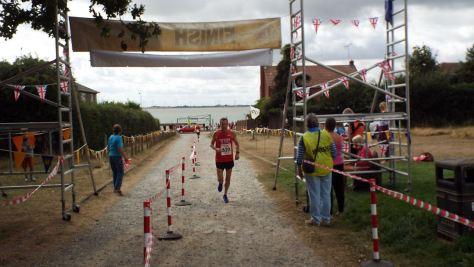 Paul Mingay 2nd 5 Mile Race