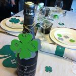Lucky 13: une table porte bonheur pour bien commencer l'année!