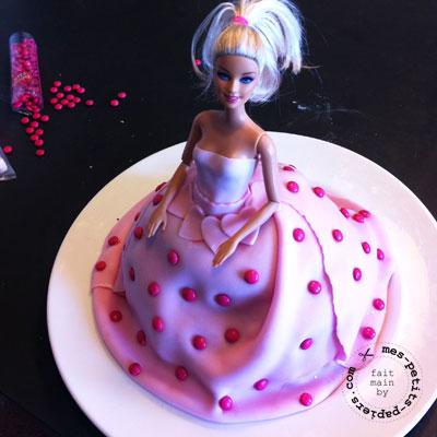 tu veux une part de Barbie?