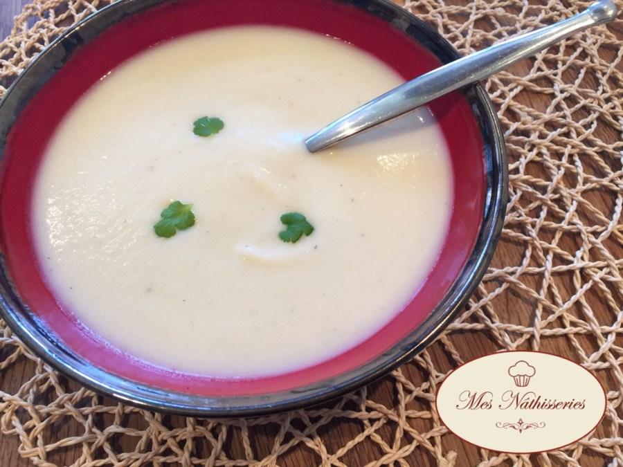 Crème de choux-fleur dubarry