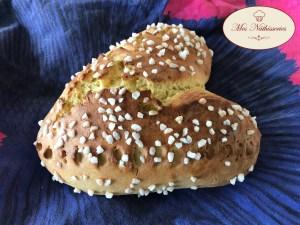 Cornue Brioche de Pâques du Limousin
