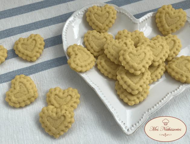 Biscuits à la pistache