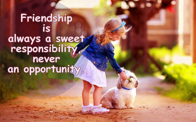 Messages Collection Friendship Wallpapers