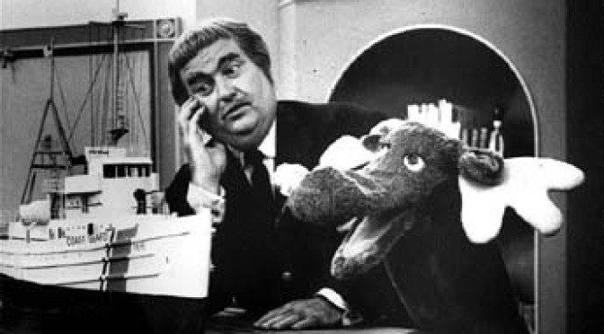 mr moose captain kangaroo