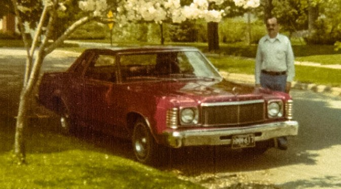 1977 Mercury Monarch