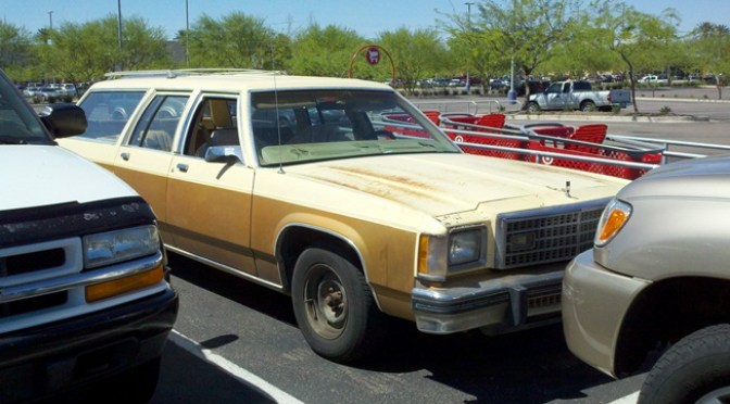 Ford LTD Country Squire