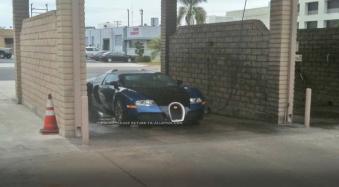 Veyron on the cheap
