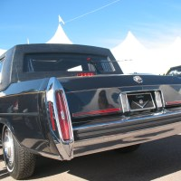Barrett Jackson 2009:  Indulge Your Inner Fake Cowboy President