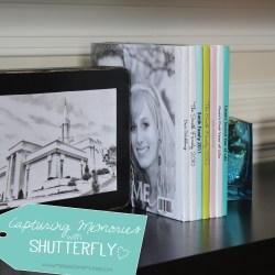 CAPTURING MEMORIES WITH SHUTTERFLY