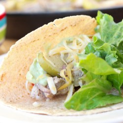 CHICKEN APPLE TACOS & A BLENDTEC GIVEAWAY