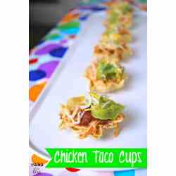 Small Crop Of Fried Chicken Taco