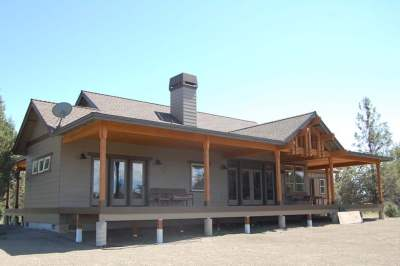 Traditional American Ranch Style Home (HQ Plans & Pictures ...
