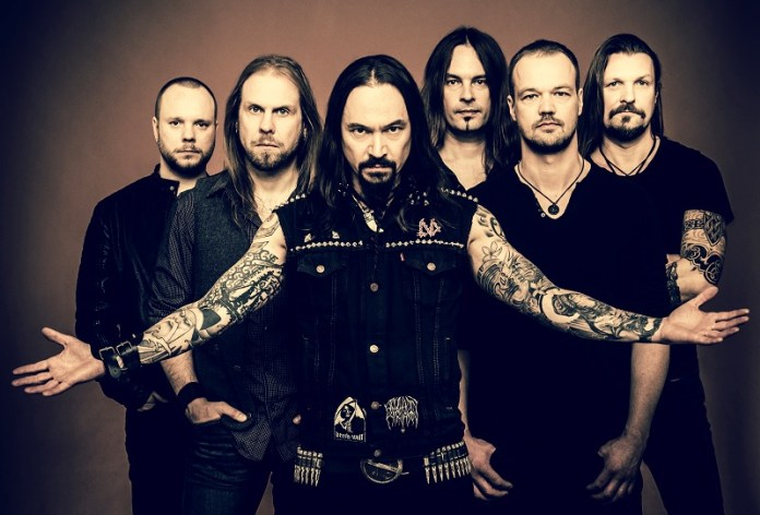 Dreaded Past: An Interview with Tomi Joutsen of Amorphis