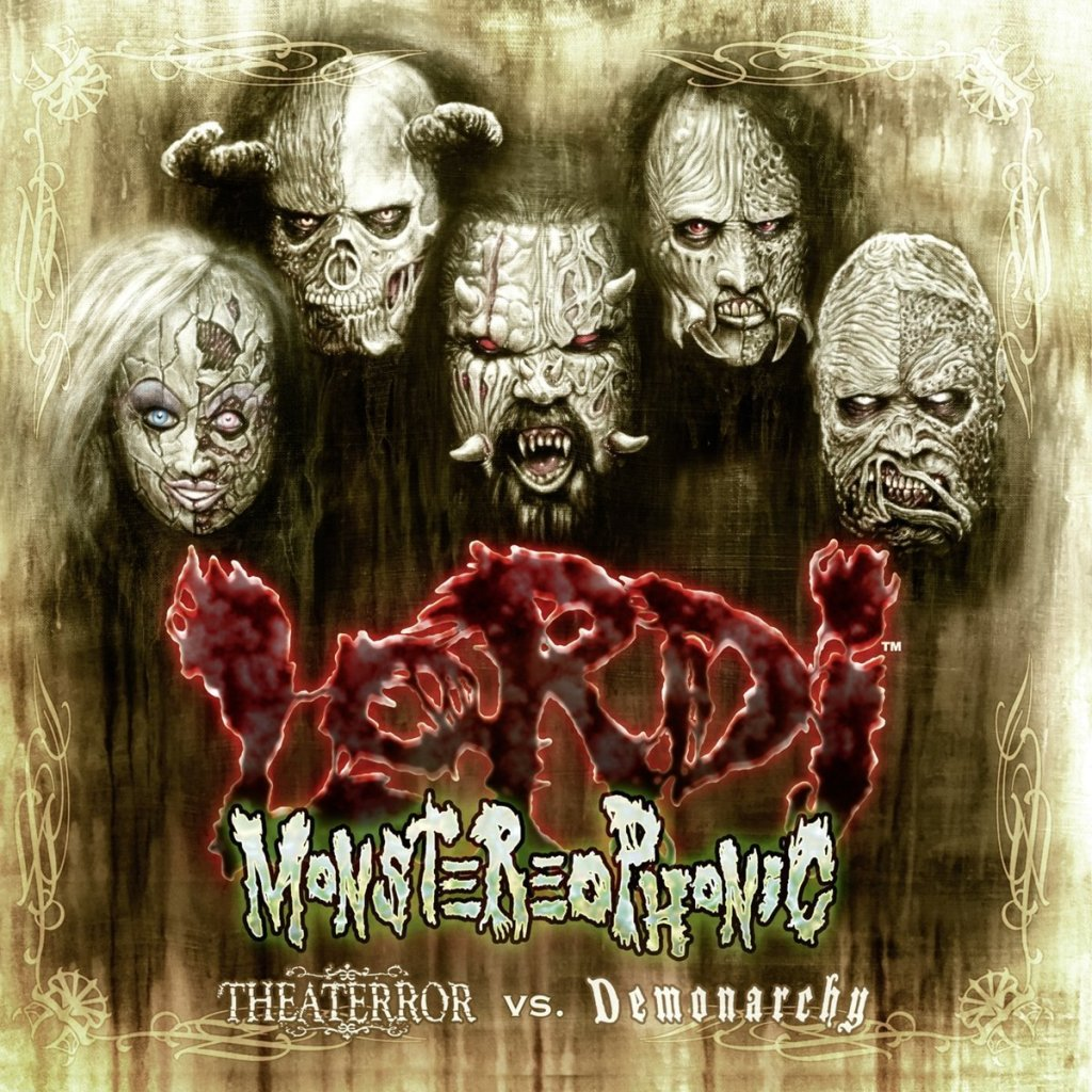 Lordi - Monstereophonic (Theaterror v. Demonarchy)