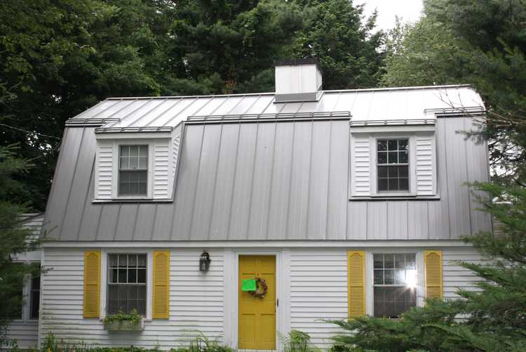 Standing Seam Metal Roofs for Residential Homes ...