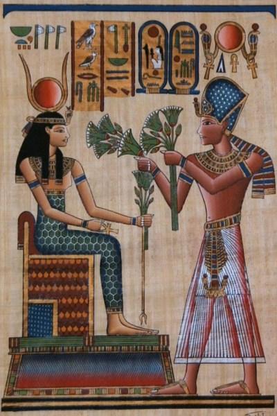 Hathor & Ramses