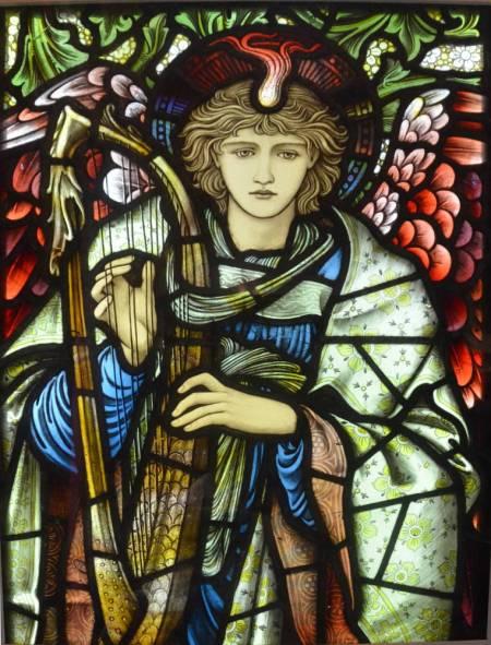 Praising Angel