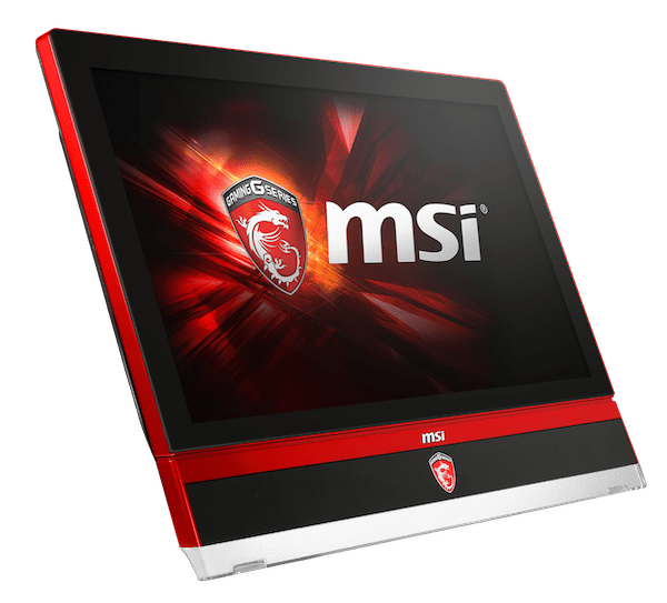 MSI All-in-One PC Gaming 27