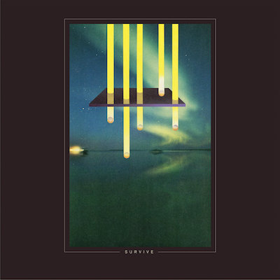 Survive rr7349 album cover