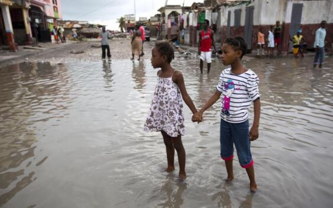 Post Hurricane Matthew: Haiti Disaster Relief