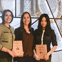 Kellogg MBAs Win Big at MINT Investment Competition