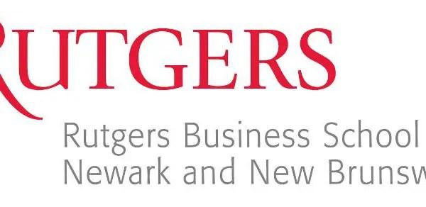 New Leader of Marketing Dept. at Rutgers