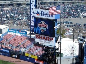 Shea Stadium Opening Day 2005