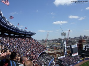 shea stadium upper deck
