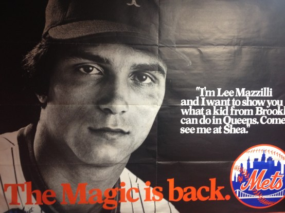 Lee Mazzilli bus ad