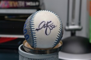 Mets Mike Hampton signature