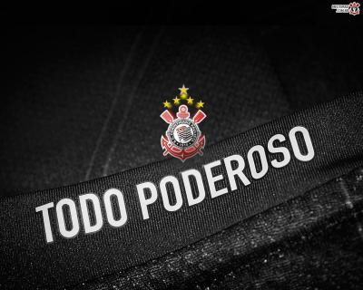 Wallpaper do Corinthians: Corinthians, O Todo Poderoso
