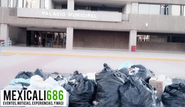 basura mexicali
