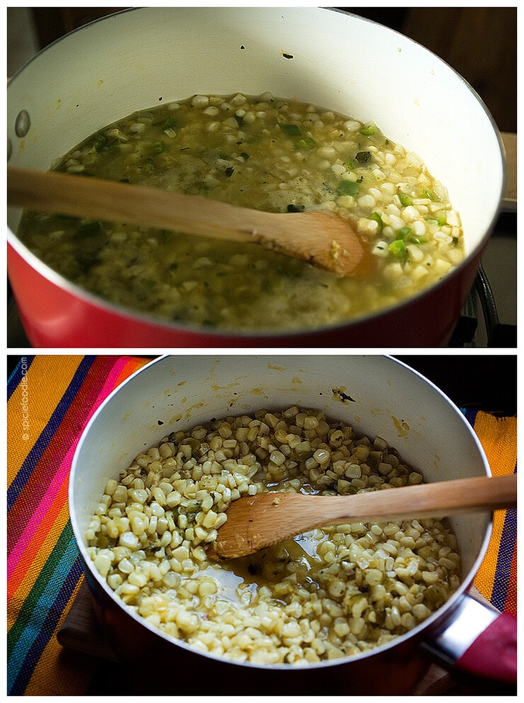 How to Make Esquites or #Mexican Corn in a Cup